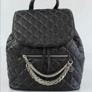 Michael Kors Quilted Cheyenne Backpack